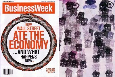 28 July 2008, BusinessWeek, Ouroboros and Moloch