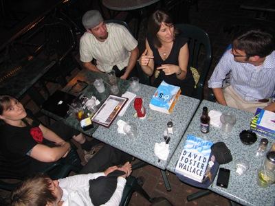 Infinite Summer Informal-Irregular Get-Together IV, Mr. Henry's, Capitol Hill, Washington, D.C., 6 August 2009