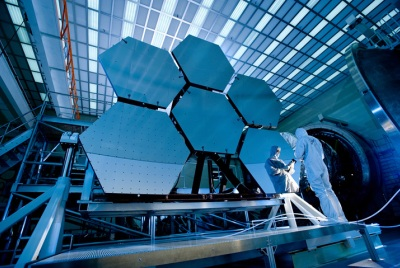 Cryogenic testing of 6 James Webb Space Telescope mirrors, Marshall Space Flight Center, November 2010