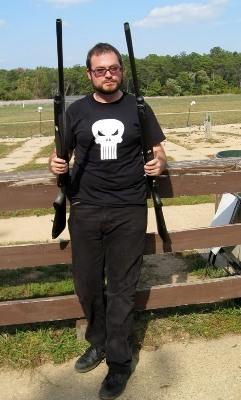 22 September 2007, Matthew Yglesias as The Punisher