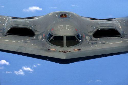 """B-2 """"Spirit"""" stealth bomber"""