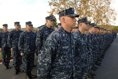 U.S. Navy MARPAT digital camouflage