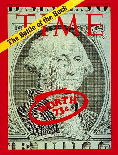 """Inflation's Stubborn Resistance,"" Time, Vol. 96, No. 24, 14 December 1970"