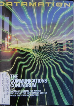 Datamation, vol. 29, no. 7, July 1983