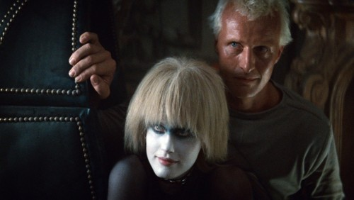 Blade Runner, Pris and Roy Batty